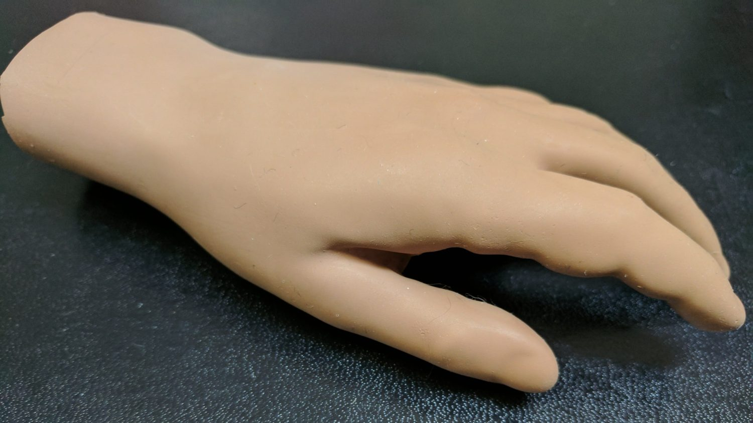 Pediatric Hand Prosthesis - Right Side